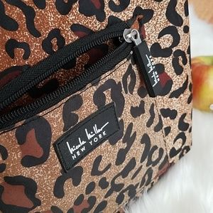 Nicole Miller Insulated Lunch Tote 11.5 X 9 X 5
